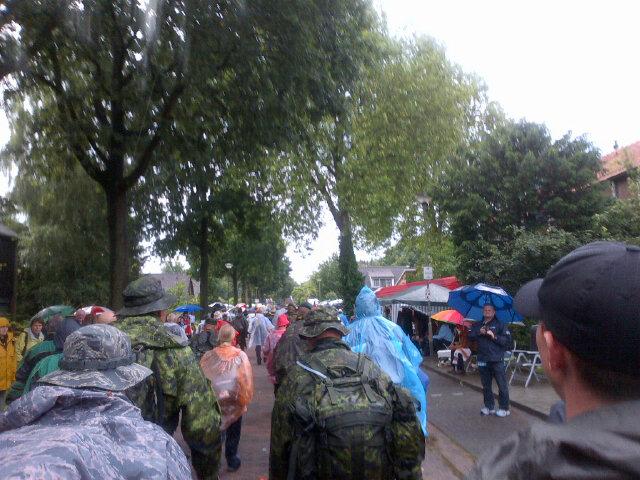 rain 3 walkers day 3