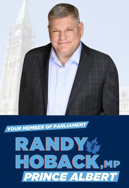 MP Randy Hoback | Prince Albert