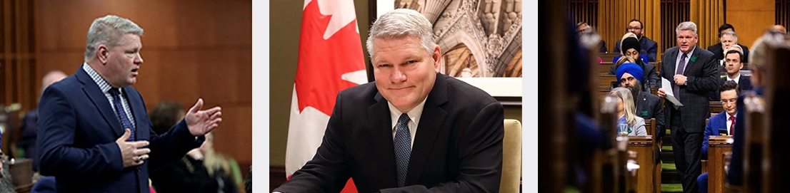 MP Randy Hoback